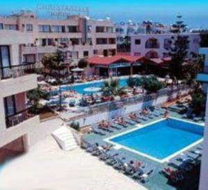 Christabelle Hotel Apartments In Ayia Napa Cyprus Heartofcyprus