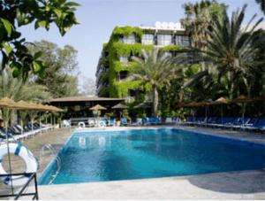 Veronica Hotel In Paphos City Cyprus Heartofcyprus