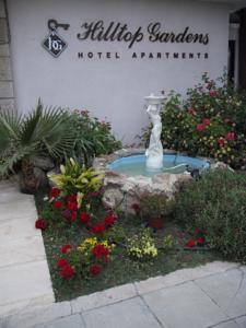 Hilltop Gardens Hotel Apartments In Paphos City Cyprus